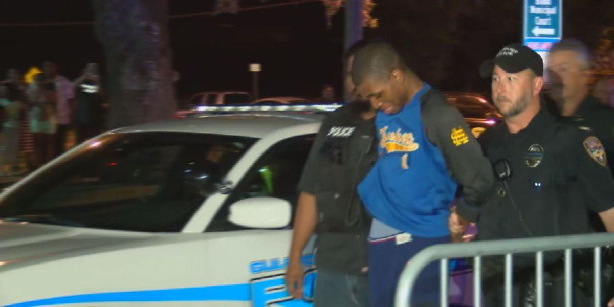 19-year-old accused of killing Biloxi cop now in custody