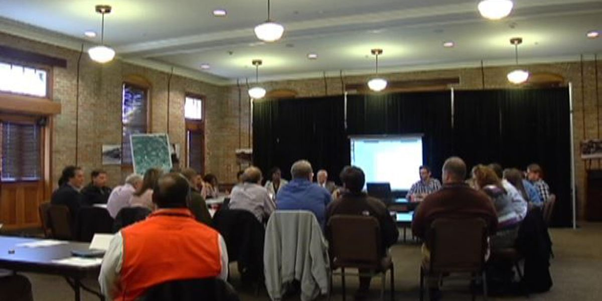 Metropolitan Planning Organization discusses transportation routes