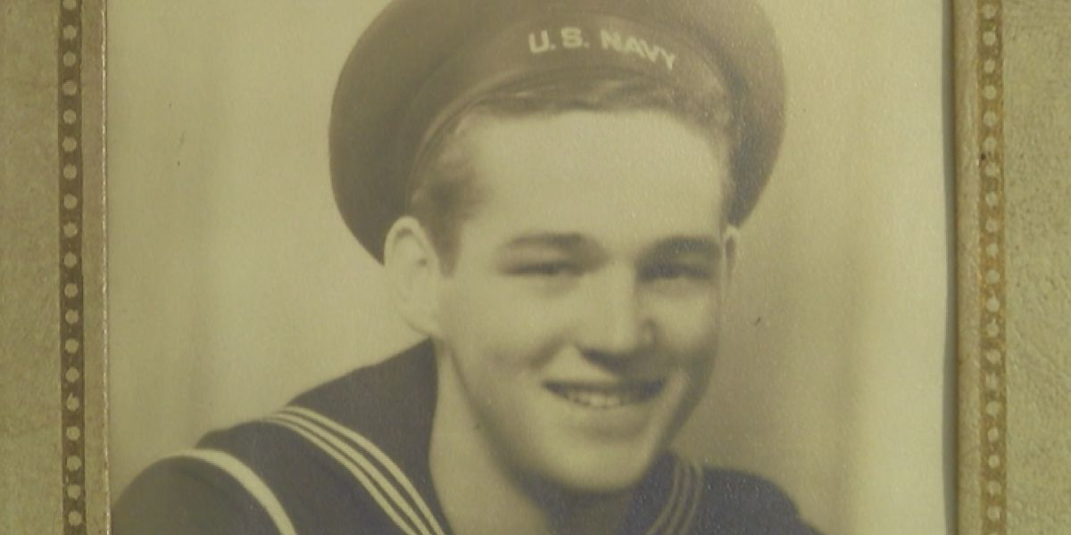 Late Hattiesburg veteran honored at commemoration of end of WWII