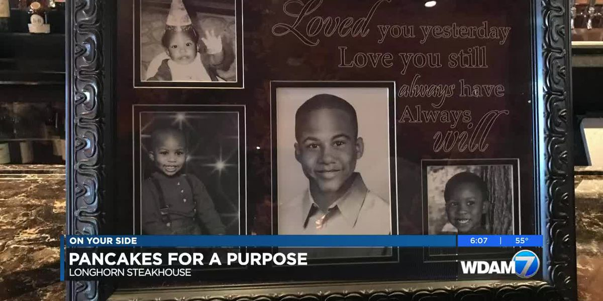 Pine Belt mother dedicates scholarship to late son