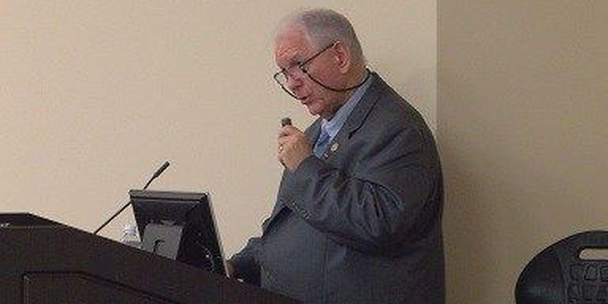 Head of national medical organization speaks at WCU