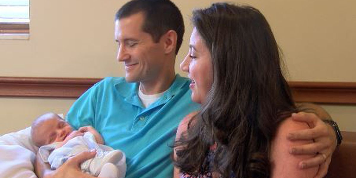 Stone Co. parents bond with newborn during 'Golden Hour'