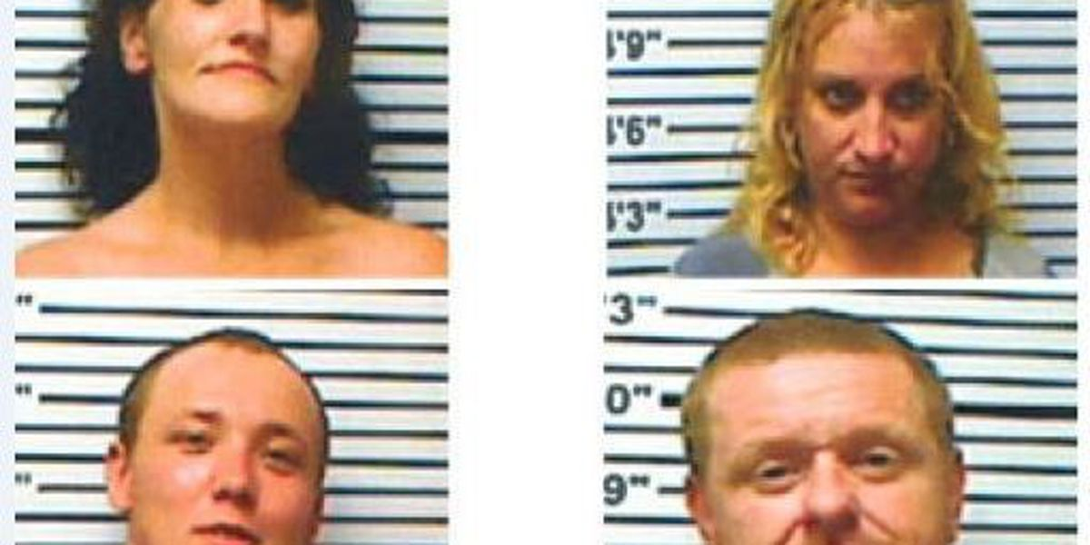 Jones County checkpoint nets several drug arrests