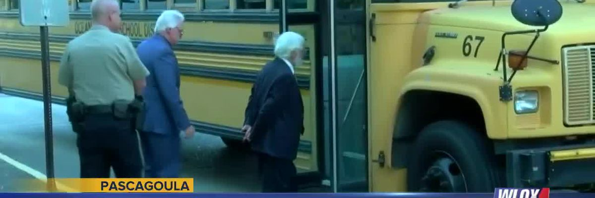 Former school bus driver found guilty of sexual battery, touching 8-year-old girl