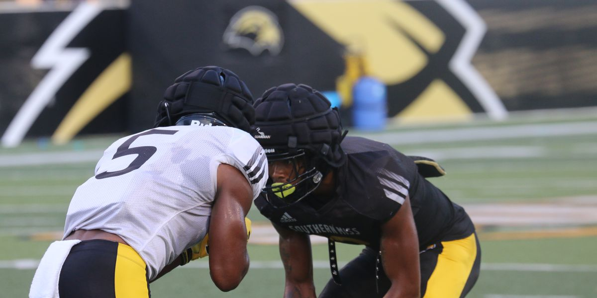 "USM's ""silent assassin"" makes noise in 2nd scrimmage"