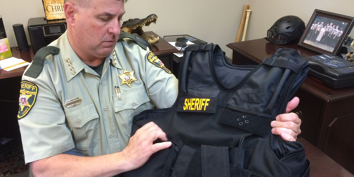 Wayne churches, anonymous donors purchase vests, body cams for sheriff's department