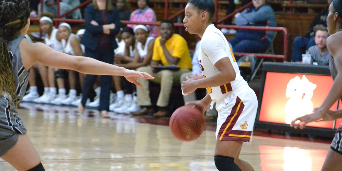 8th-ranked Lady Bobcats take down East Central, 84-56