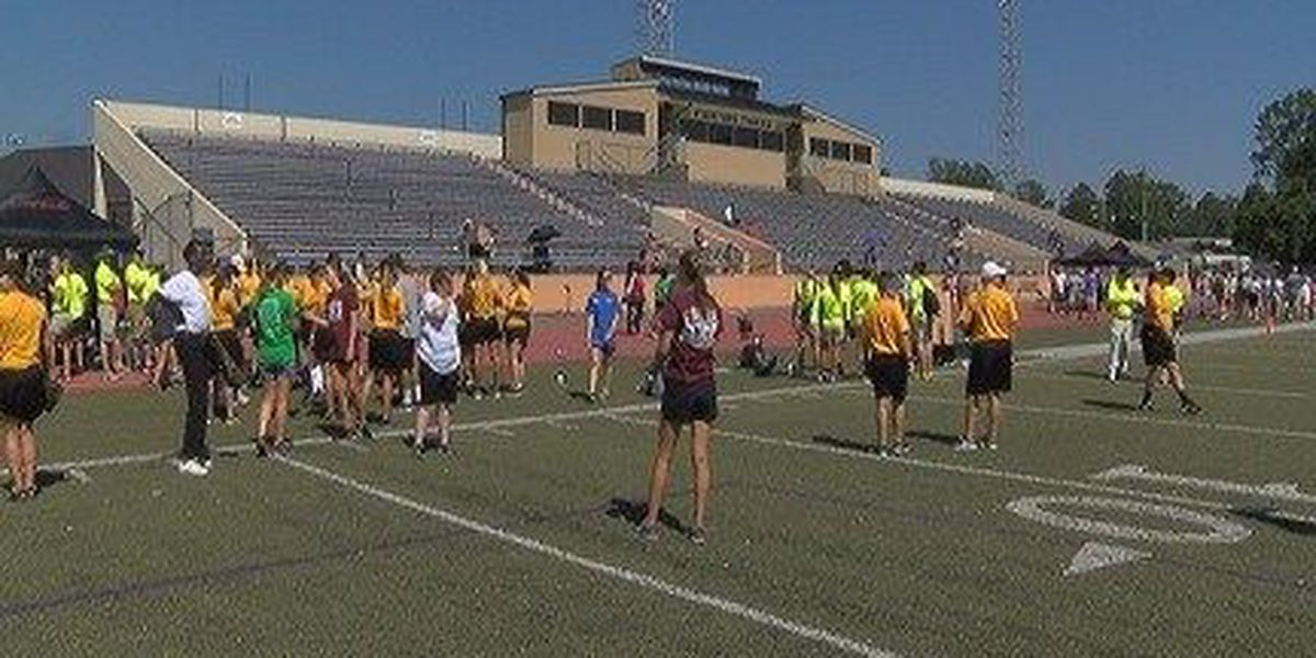 Hattiesburg hosts first Special Olympics games in decade