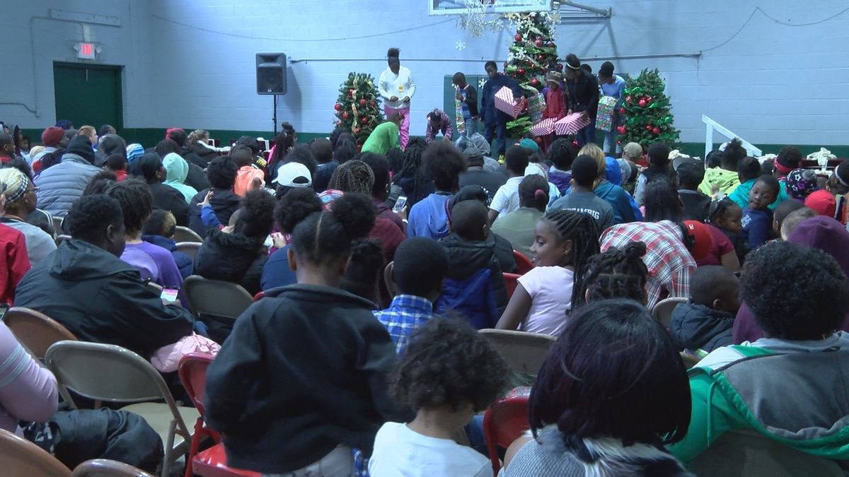 Christian Services hosts annual Birthday Party for Jesus