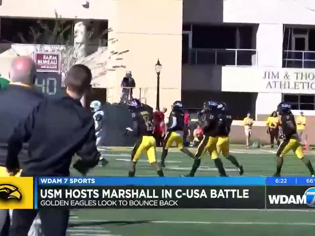 Southern Miss defense comes up big in victory over Marshall