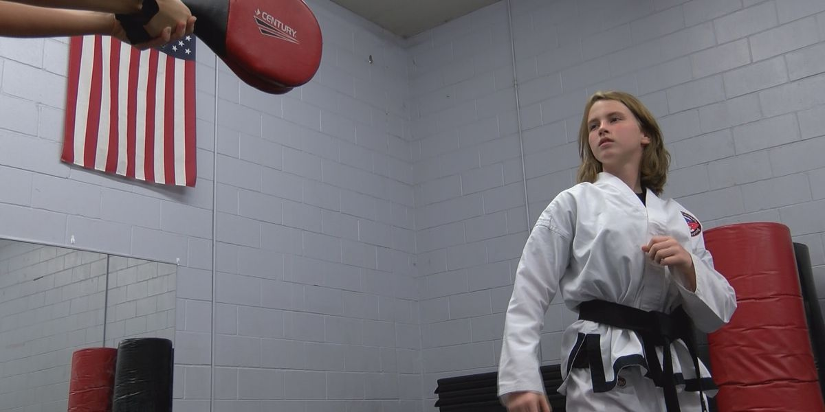 GOOD NEWS: Covington County girl prepares for international Taekwondo championship