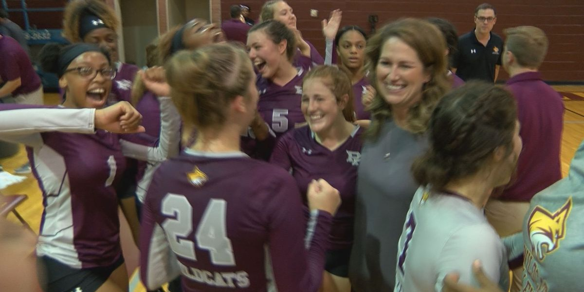 Pearl River Volleyball makes history with match & sweep for program's first victory