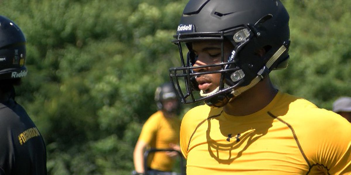 Players of the Pine Belt: Jones ready for football finale with Tigers