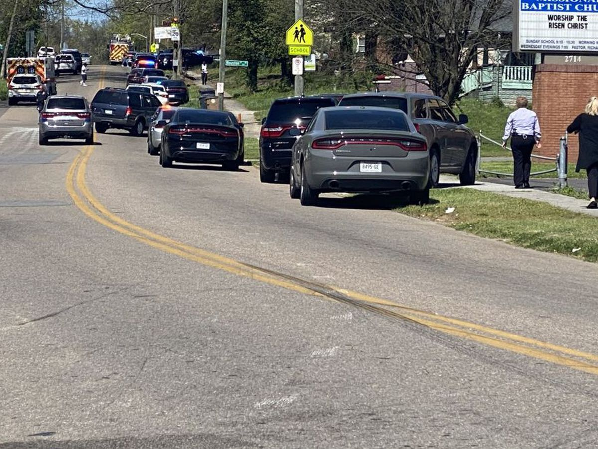 Student at Tenn. high school identified as suspect, killed in shooting