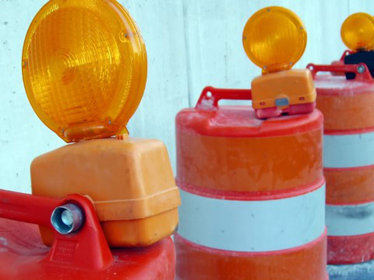 Hattiesburg announces lane, road closures starting Monday