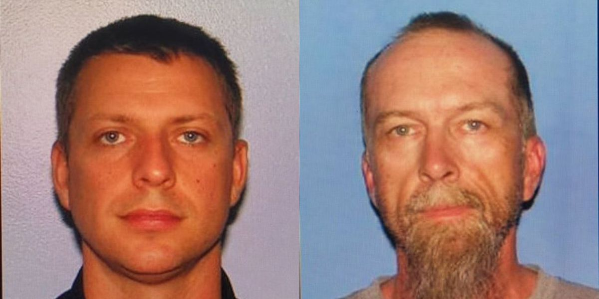 Two men arrested on grand larceny charges in Forrest Co.