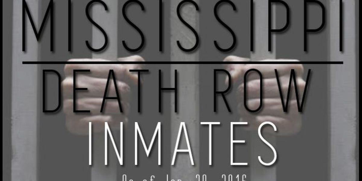 Mississippi death row inmates