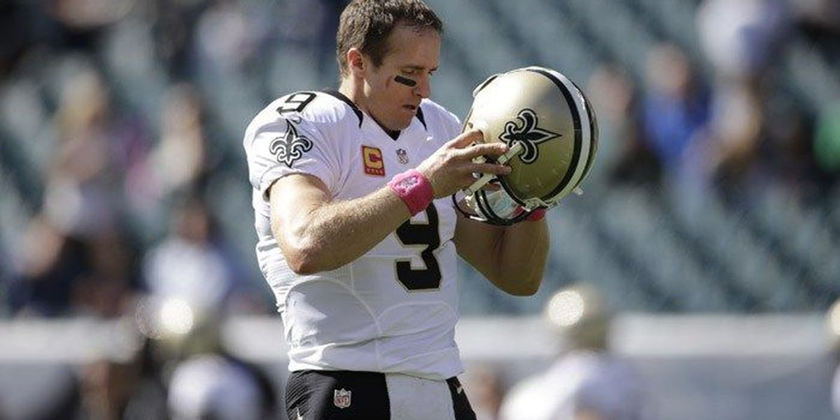 NFL of the Week: Brees-y lover