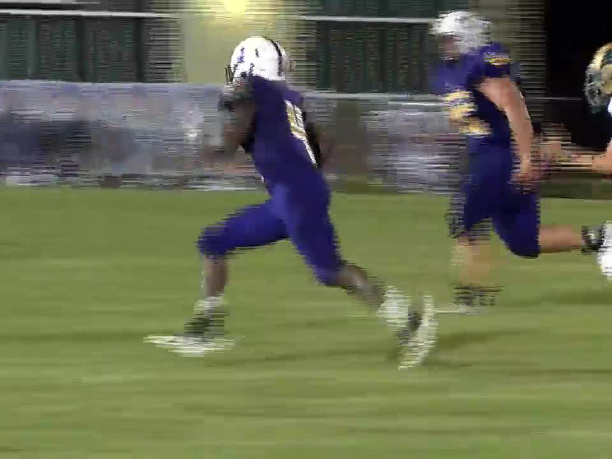 Poplarville at Purvis highlights