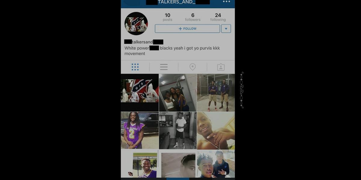 UPDATE: Phones confiscated in Purvis racist Instagram investigation