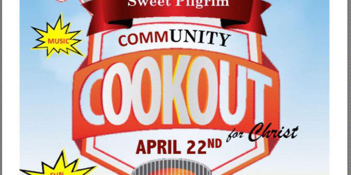 Sweet Pilgrim Baptist Church to hold community cookout
