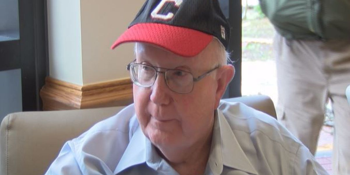 VIDEO: William Carey President reacts to campus damage