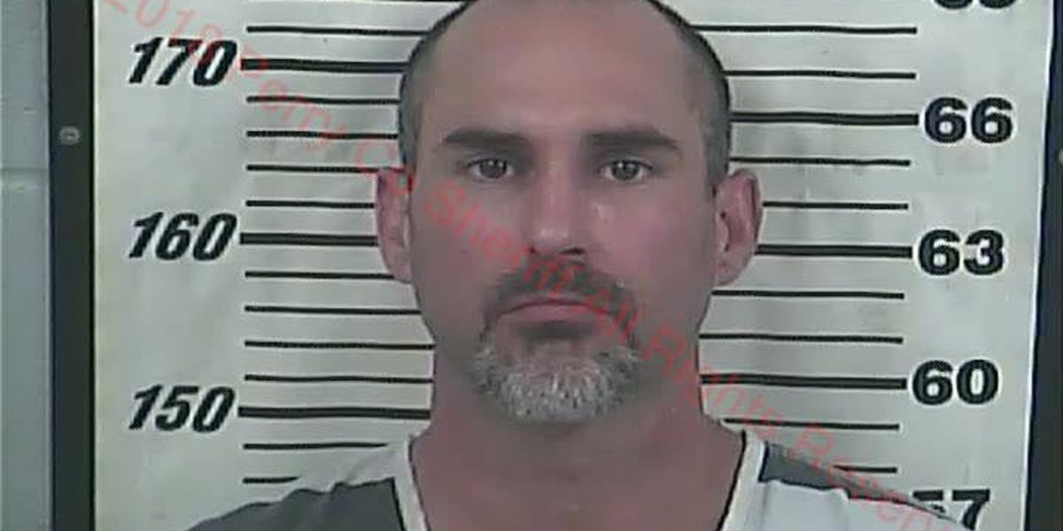 Man arrested, charged with meth possession in Perry County