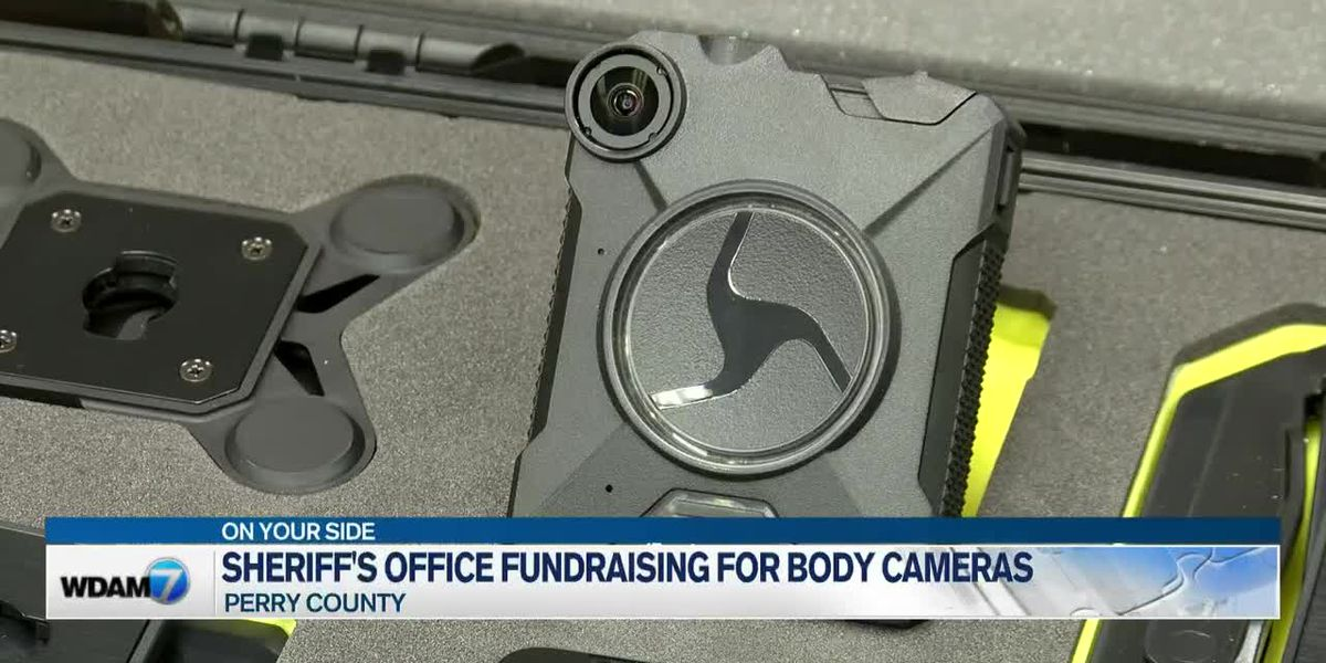 Perry County Sheriff's Office raising funds for new body cameras