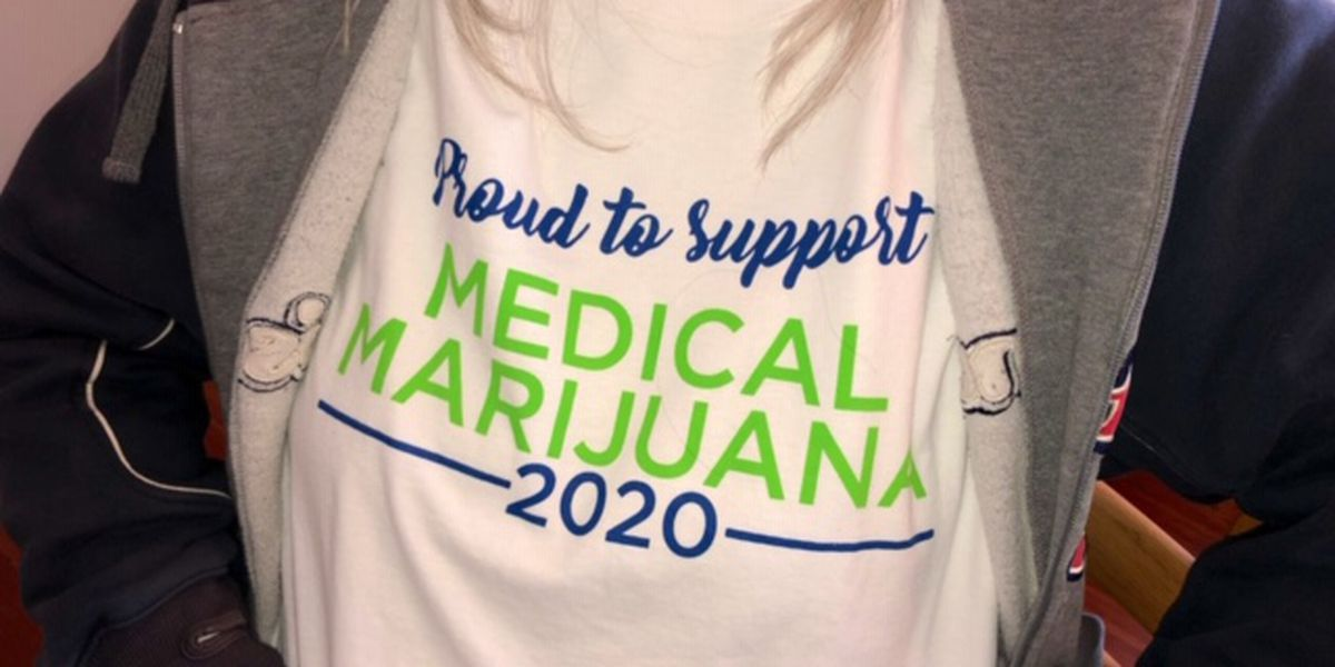Petition to legalize medical marijuana in Mississippi gaining thousands of signatures