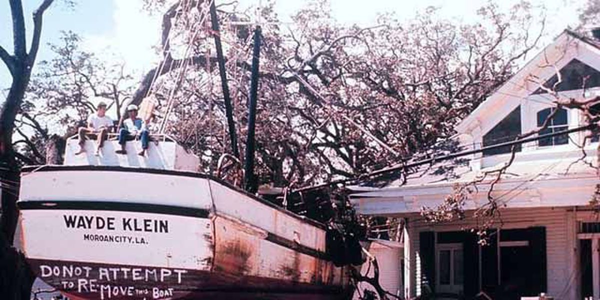 PHOTOS: Today is the 48th Anniversary of Hurricane Camille