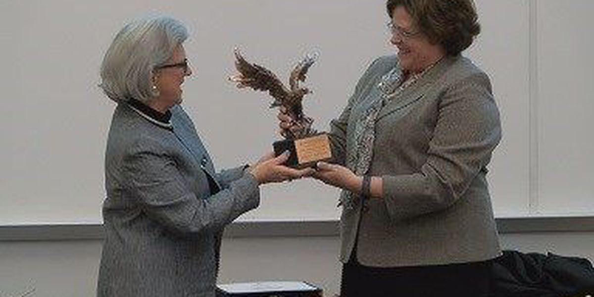 Former IHL Board president Robinson named USM COB's Alumna of Year