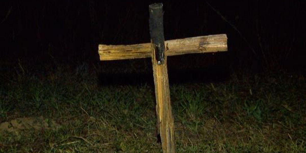Investigation into burned cross underway in Covington County