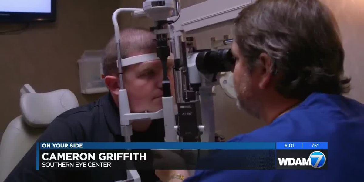 Miss. deputy first in state to receive cutting-edge eye procedure