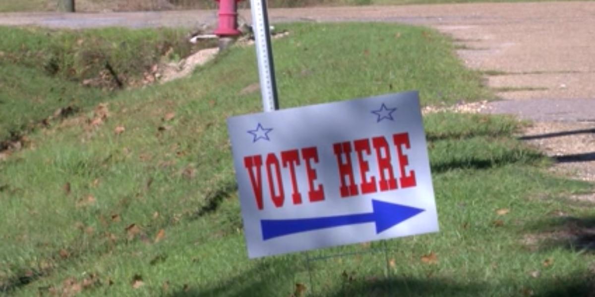 Jones County sample ballot for 2020 general election