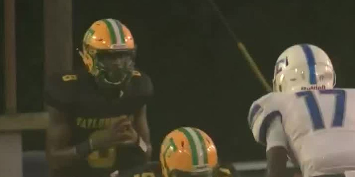 Football playoffs to get underway in the Pine Belt