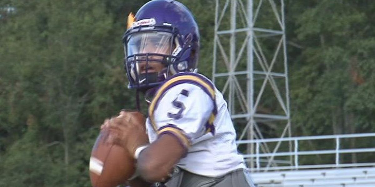 Hattiesburg defeats Long Beach 63-7