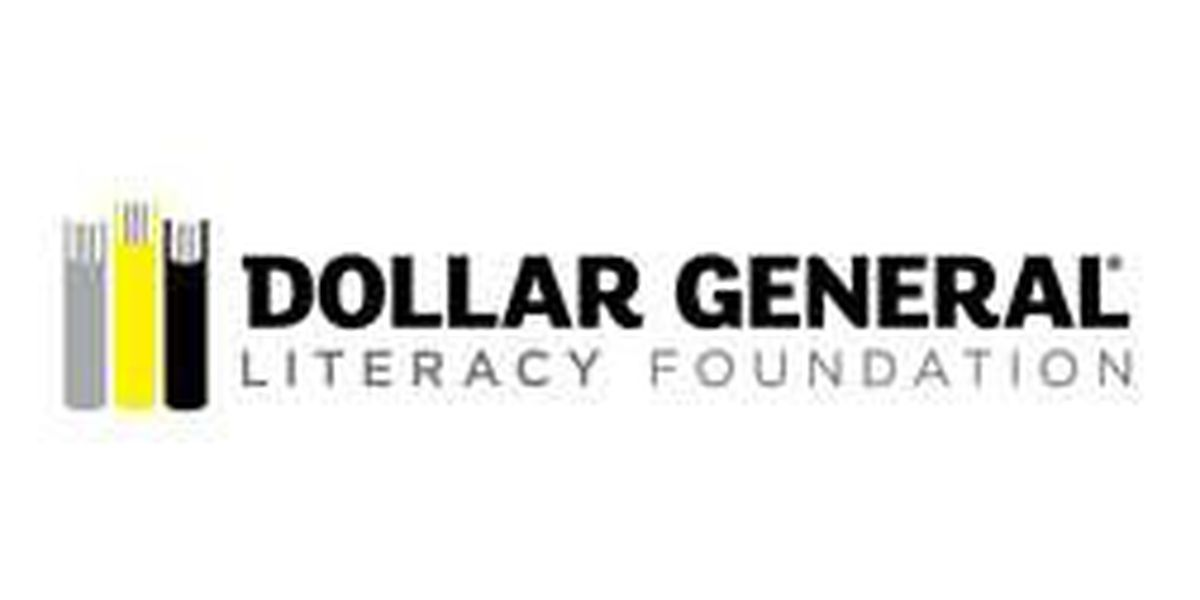 Dollar General Literacy Foundation awards youth literacy grants to area organizations