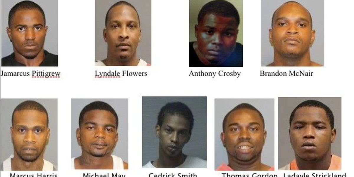 8 warrants issued in connection to Hattiesburg's 12th homicide