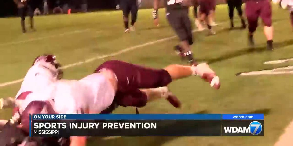Sports Medicine manager warns of lowering head in football