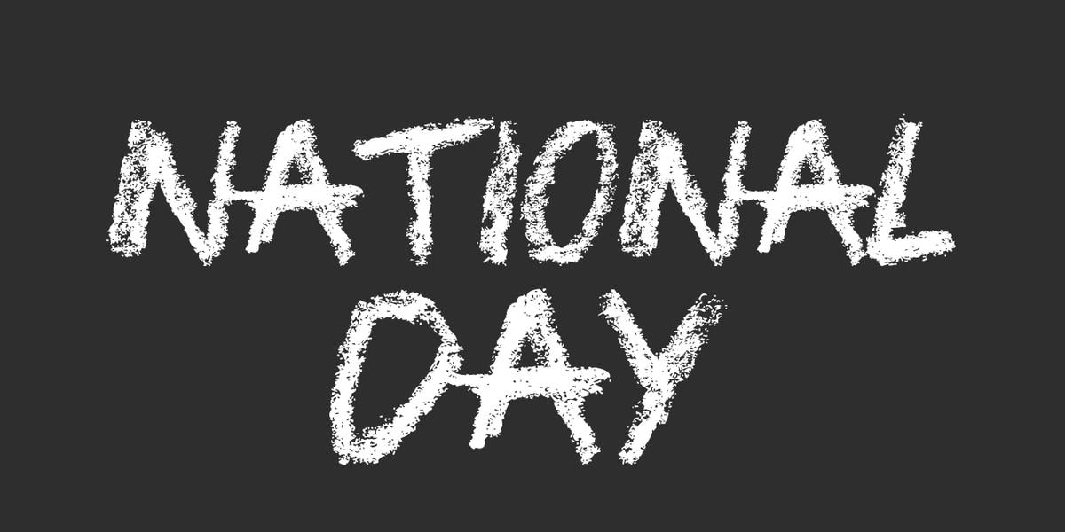 National Day, Nov. 16