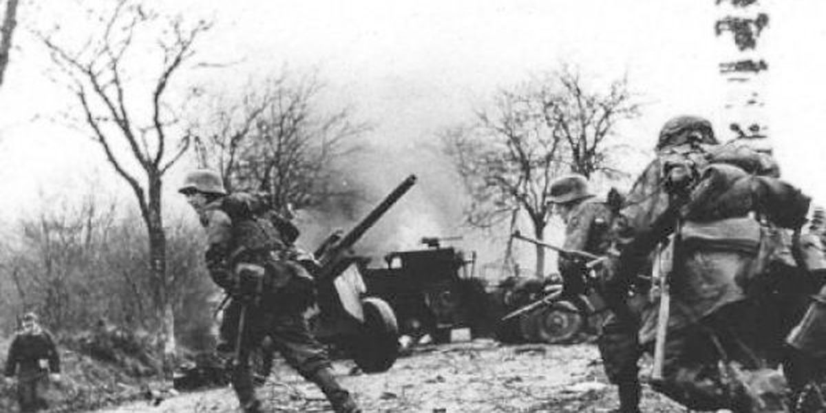 On this day in history - December 16th, 1944