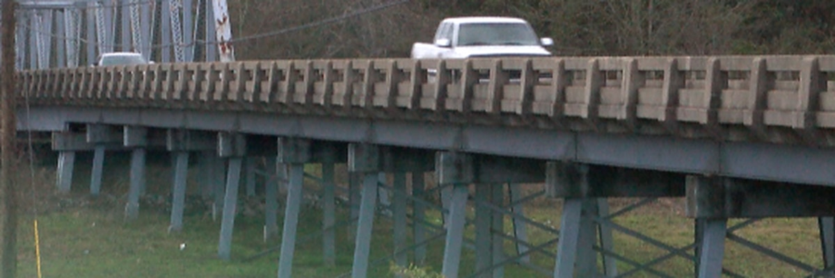 Forrest County received $15.8 million for three new bridges