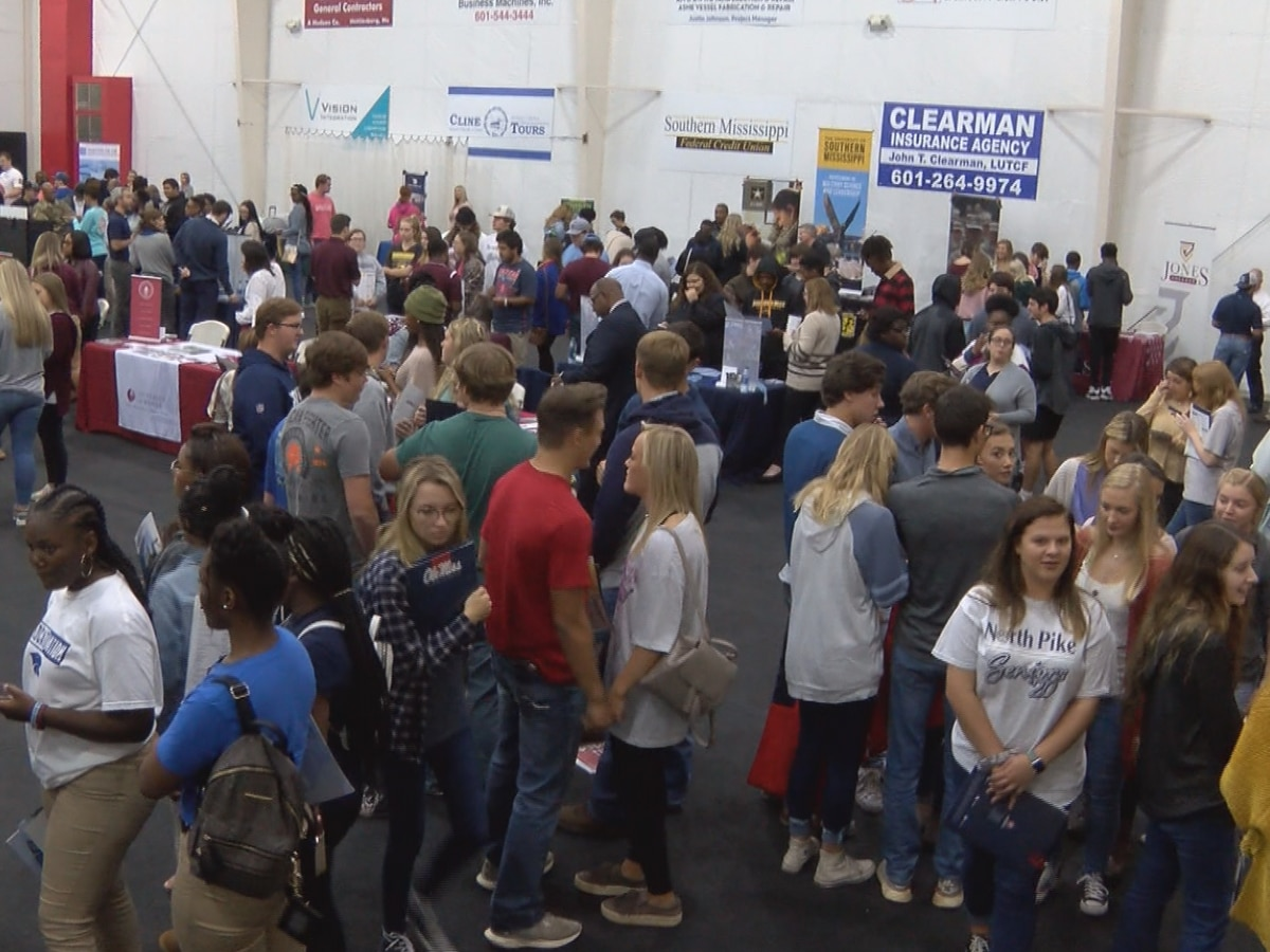 William Carey hosts 12th Pine Belt College Fair