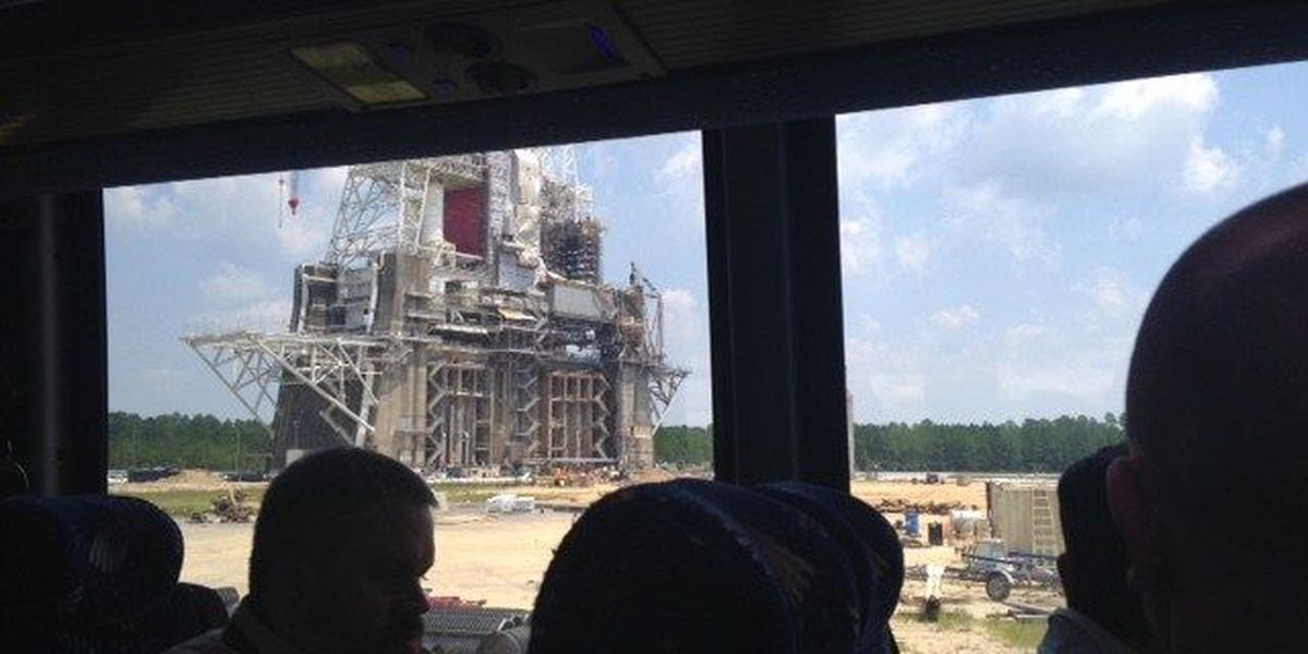 #NickKnowsNASA: The RS-25 rocket test