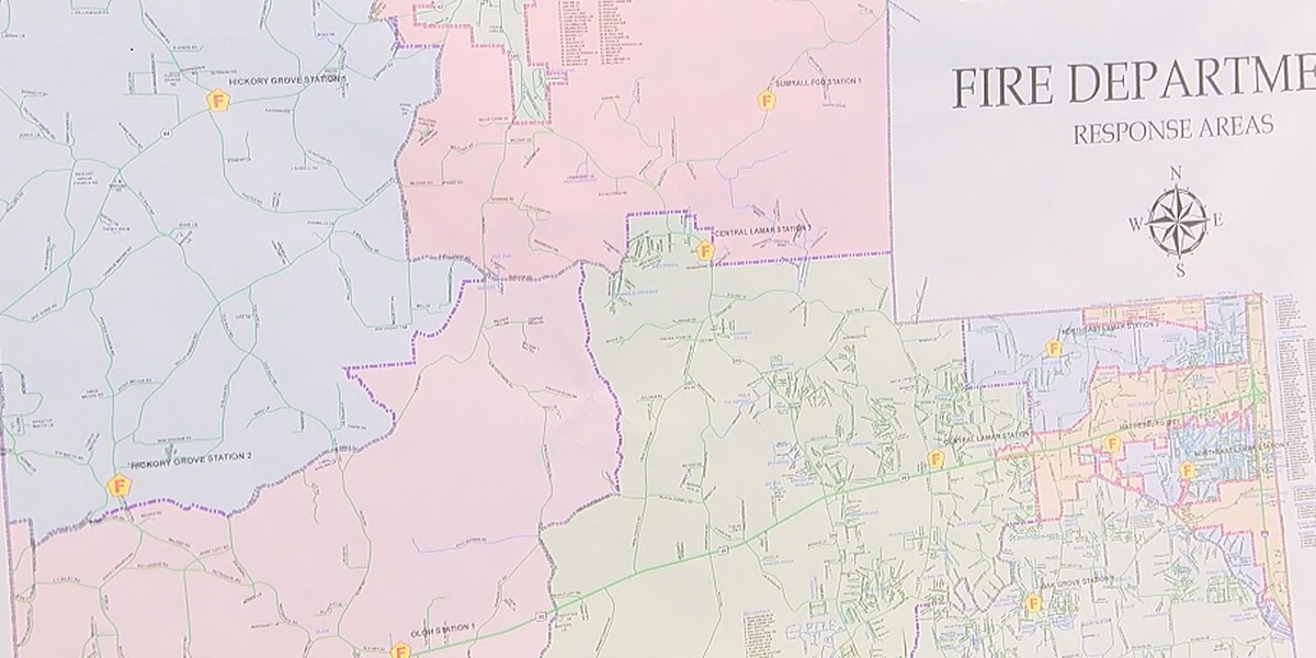 Bill signed into law, district county fire lines could change
