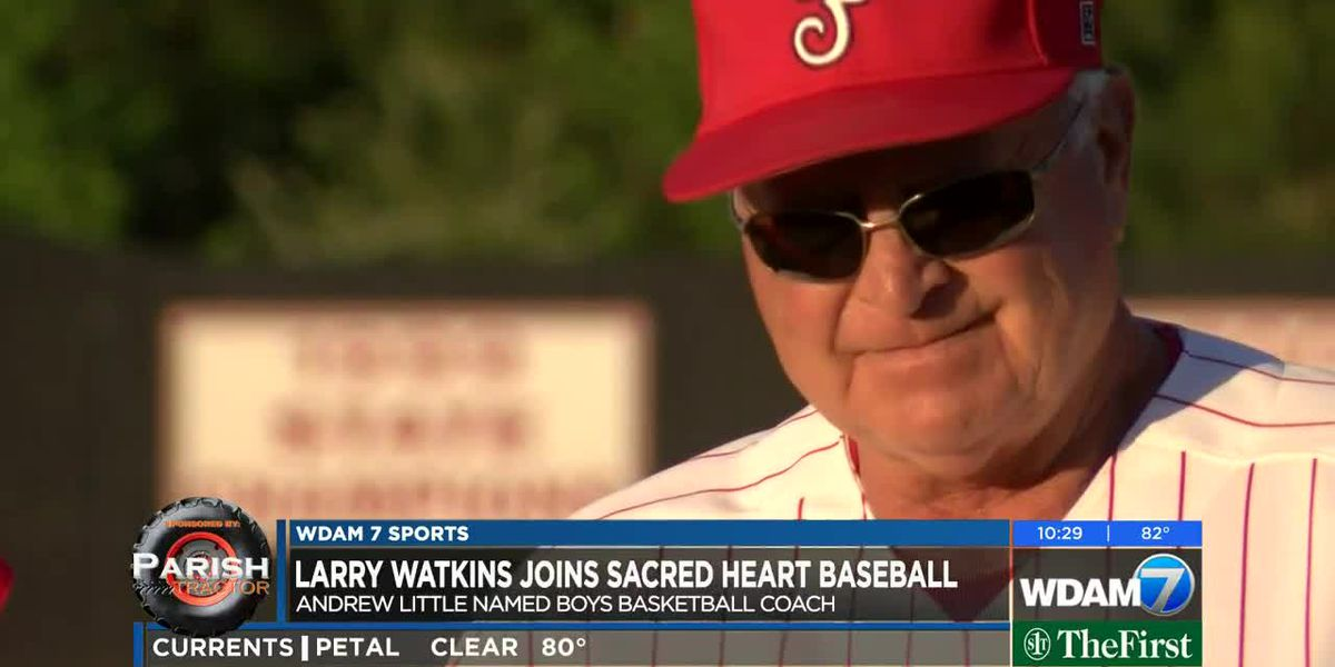 Larry Watkins returns to coaching at Sacred Heart