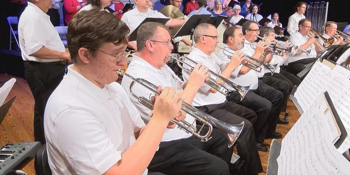 """Annual """"Music of America"""" concert kicks off 4th of July celebrations"""