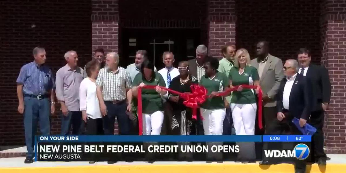 Pine Belt Federal Credit Union opens Perry County branch