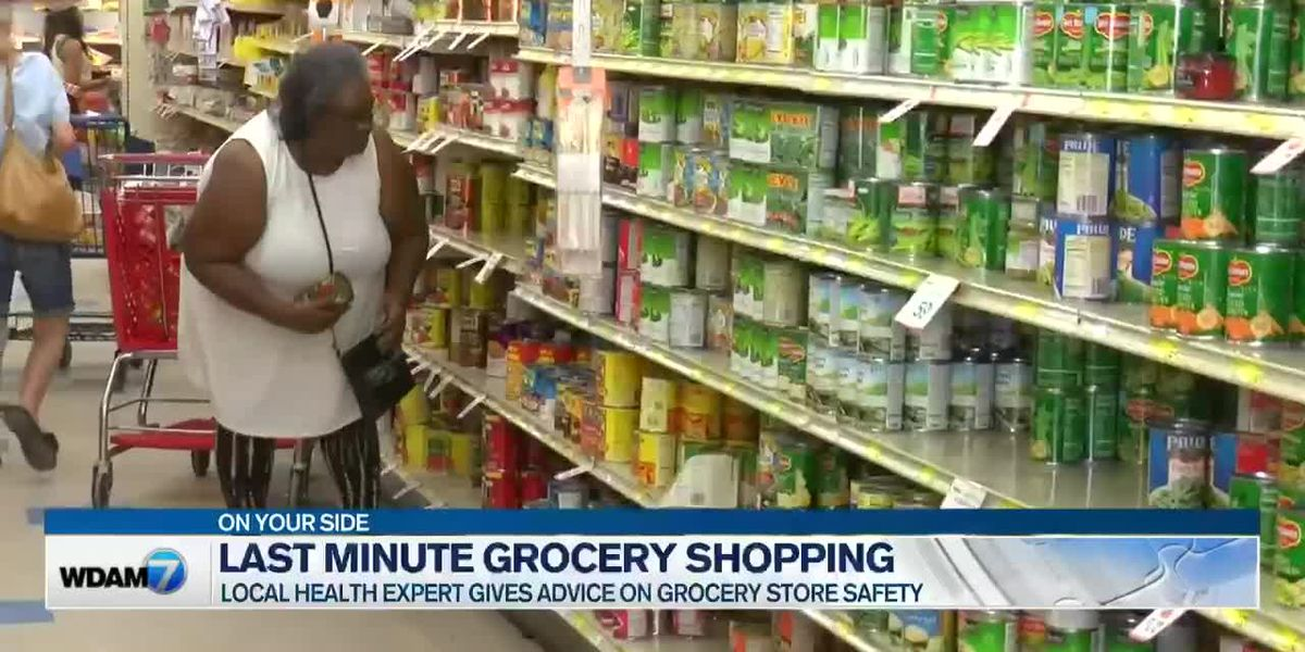 Doctor gives tips for safe last-minute Thanksgiving shopping