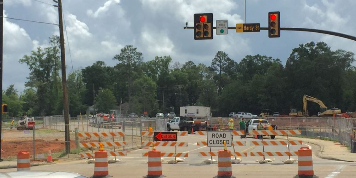 Project in Midtown may cause traffic delays